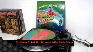 "Na Ponta da Agulha 01 - ""Yo Home To Bel Air"" - Dj Jazzy Jeff e Fresh Prince"