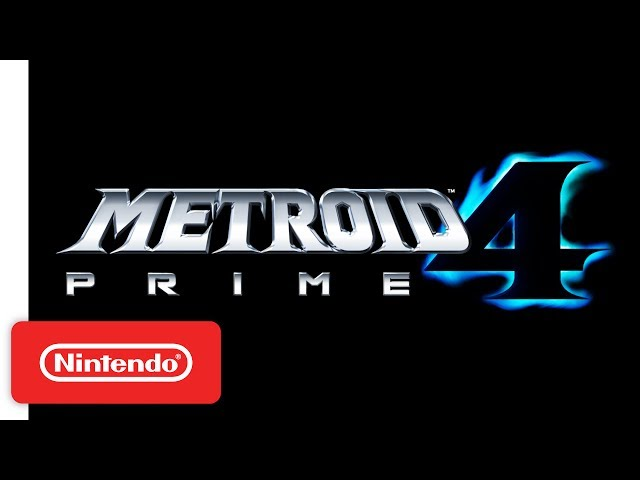 Metroid Prime 4 - Best Surprise of E3 2017 - Nominee