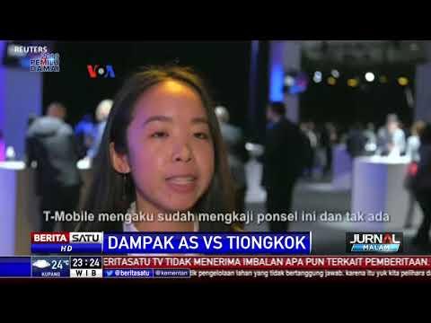 Huawei Bidik Pasar Eropa Dibanding AS