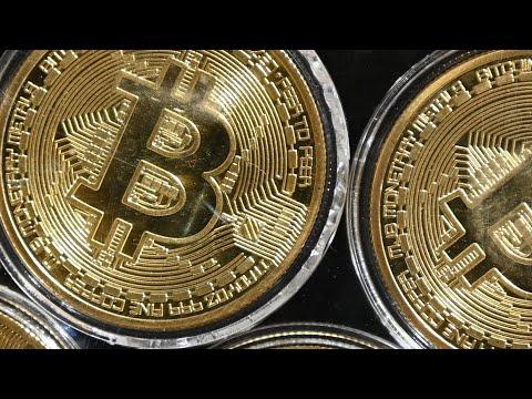 Algo trading bitcoin python