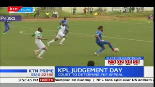 Court of Appeal to rule over the number of teams expected to participate in the KPL