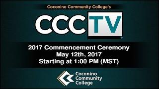 CCC Commencement 2017 (Interpreter)