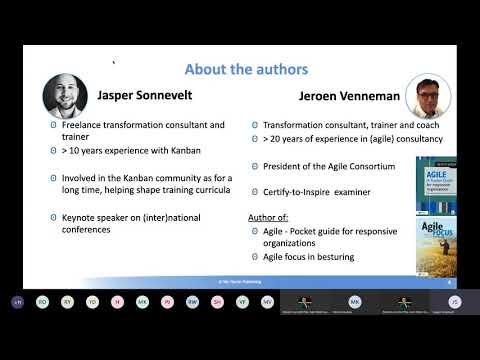 Pragmatic Kanban webinar (About the Pragmatic Kanban Certification)