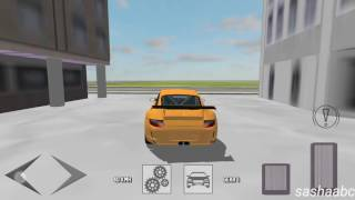 extreme car driving 2016 game rewiew android//