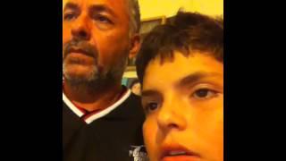 Ecuador national anthem Brian Ortiz learning