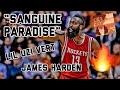 Sanguine Paradise (lil Uzi Vert) ~ James Harden ~ NBA Mix HD