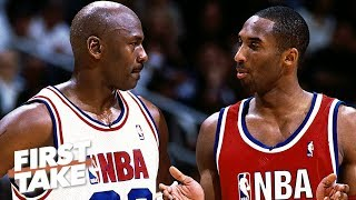 Kobe Bryant, not James Harden, is the best offensive player since Jordan - Stephen A.   First Take