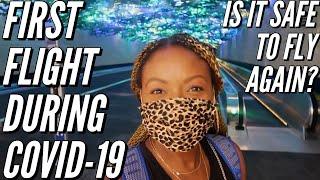 Flying During COVID-19 | Atlanta (ATL) to New York City (JFK) on DELTA Airlines | CORONAVIRUS Travel