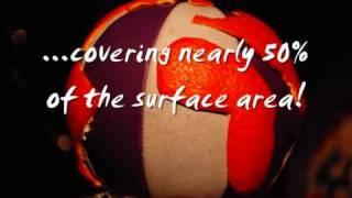 Orange Peel Globe - A Growing Earth Model - Video Youtube