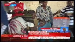 Kenya's Mary Keitany breaks Paula Radcliffe's women's only World record to win London Marathon