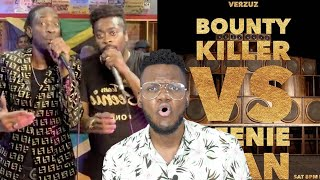 BEENIE MAN VS BOUNTY KILLA VERZUZ BATTLE | WHO ACTUALLY WON? Plus Why The Police Interrupted?