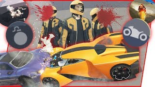 Vehicular Manslauter GAME MODE In GTA! - GTA Funny Moments