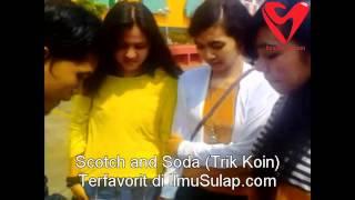 Alat Sulap Scotch And Soda 1000 500 Rupiah
