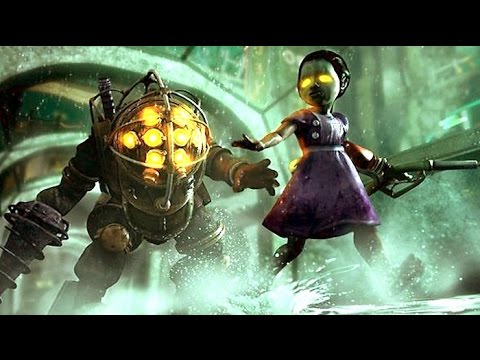 BIOSHOCK REMASTERED GAMEPLAY Walkthrough FULL GAME (1080p) - No Commentary