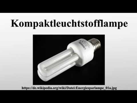 Kompaktleuchtstofflampe