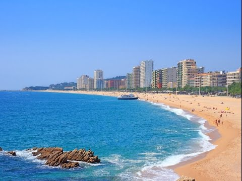 Video The most popular beach resorts in Spain. TOP 10. Beach holidays in Spain