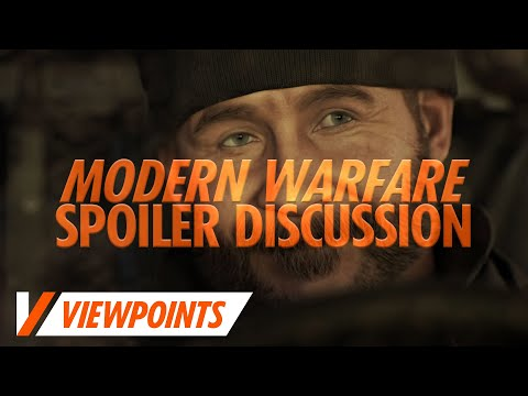 Modern Warfare's Campaign Is Fun But It's Playing With Fire