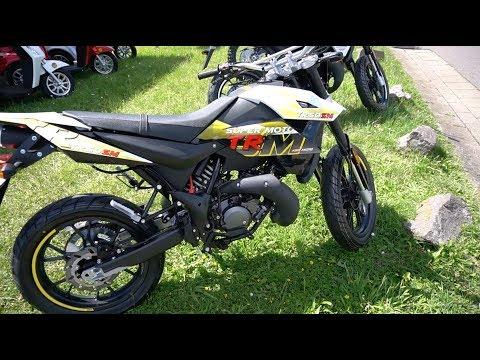 KSR MOTO TR 50 SM & TR 50 X - Zweirad Ferraro