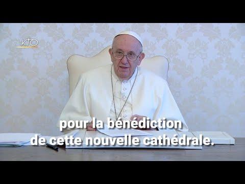 Message du pape pour la bénédiction de la co-cathédrale St-Joseph de Miandrivazo