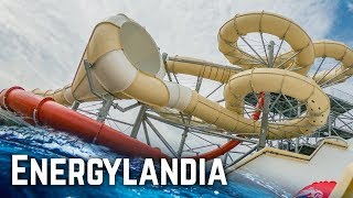 All Waterslides At Energylandia | GoPro POV