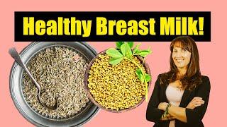 Increase Breast Milk Production - Ayurvedic Minute