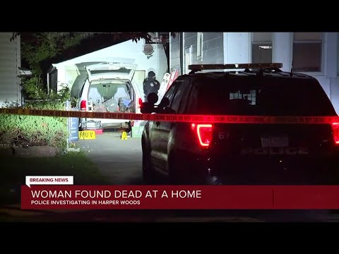 Woman Found Dead in Harper Woods