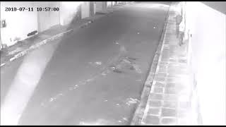 Trio arromba supermercado miguelense e Polícia Civil publica vídeo da ação dos criminosos