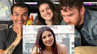 73 QUESTIONS W PRIYANKA CHOPRA | Vogue | REACTION!