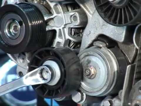 DAYCO Controllo e sostituzione componenti trasmissione ausiliaria.
