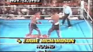 Mike Tyson vs Muhammad Ali