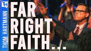 The Far Right's God Isn't One Of Peace... (w/ Jeff Sharlet)