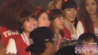 [Fancam] 100203 Seohyun SNSD - Enjoy The Festival@19th Seoul Music Award
