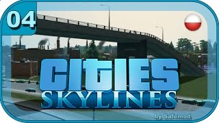 preview picture of video 'Cities SkyLines PL - #04 - Teraz to się kręci!'
