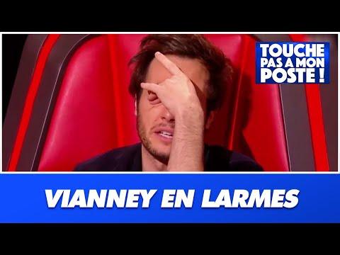 Pourquoi Vianney a fondu en larmes dans The Voice ?