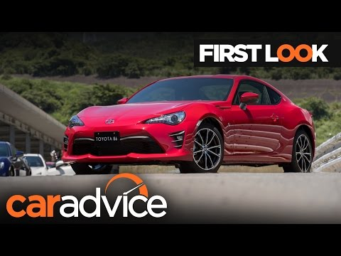 2017 Toyota 86 - First look review