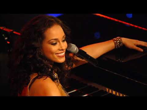 Alicia Keys - The Greatest Hits in Live (acoustic)