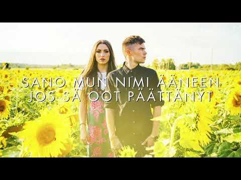 Ida Paul & Kalle Lindroth - Sano mun nimi ääneen (Lyriikkavideo)