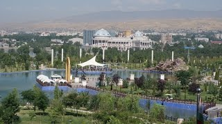 Современный Таджикистан. Взгляд из Швейцарии