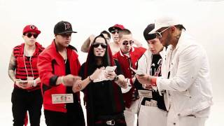 Daddy Yankee Ft. Ñengo Flow, Arcangel, Farruko - Llegamos A La Disco Version Corta (Video Official)