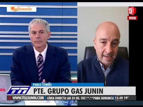 Pablo Torres - Presidente Gas Junín