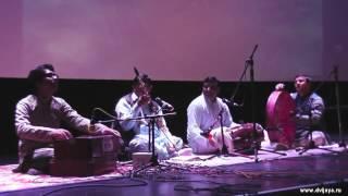 Mukhiram & Sahaj Naad in Moscow - Индийская музыка, бхаджаны. Мукхирам