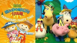 NEW MacDONALD'S FARM | FARMYARD PARTY TIME | Full Episode