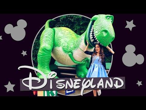 PARIS VLOG #4 Парижский Диснейленд (Walt Disney Studios Park Paris)