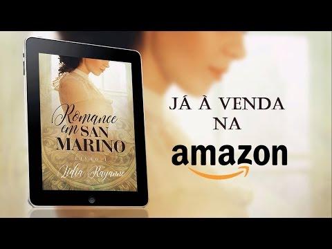 Romance em San Marino - Livro I (Book Trailer)