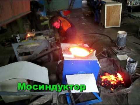 Индукционная печь ИПП-110/160М