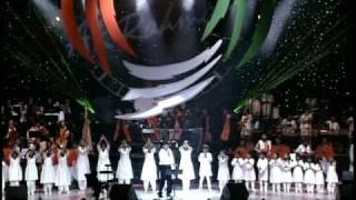 A.R.Rahman Concert LA, Part 36/41, Vande Mataram Full Song