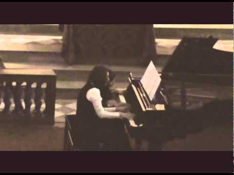 Piazzolla/Horn  Escolaso  Piano 4 mains: Laetitia Gautier, Nathalie Boisdet