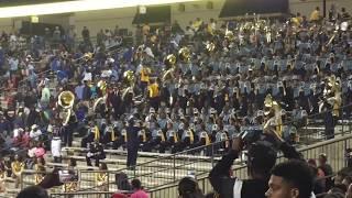 SU 'If I Ruled the World- Nas' 2015 vs Alabama State