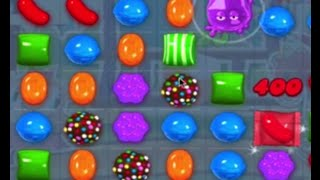 Candy Crush 678 No Boosters 3*  Really Fun Level!