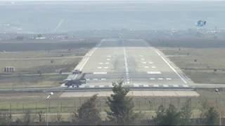 Diyarbakır'da F -16 Hareketliliği